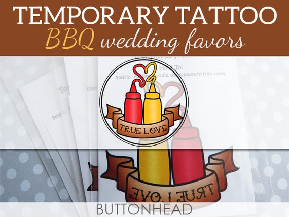 image 0 - 12 BBQ Wedding Favors Wedding BBQ Backyard Wedding Party Etsy
