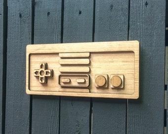 4bac5a9327 Nintendo Controller Wall Art