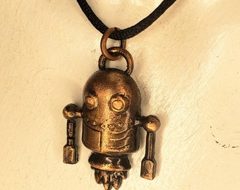 Copper Robot
