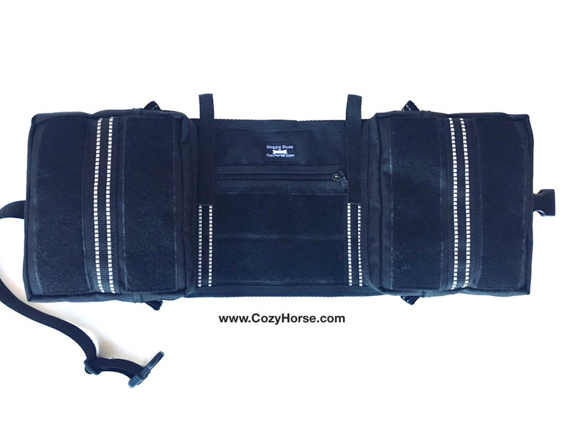 L-XL Service Dog Saddlebag Rucksack Backpack for attaching to image 0
