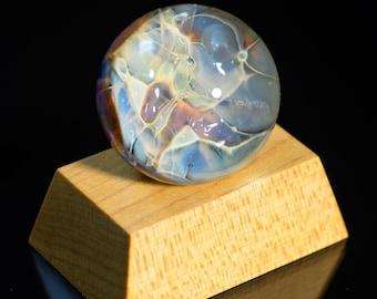 Marble A Door Into Ocean 1-316 Handmade Flamework Borosilicate Art Glass