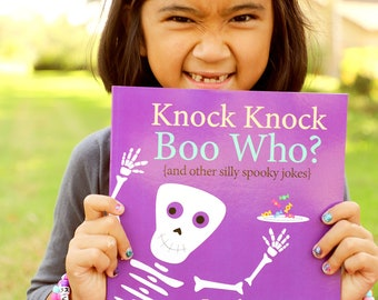 Knock Knock Boo Hoo Paperback