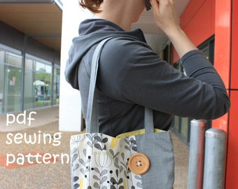 Mim bag - PDF sewing pattern