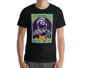 Billy Strings T-shirt, Short-Sleeve Unisex T-Shirt, Billy Strings Shirt, Billy Strings Fan, Billy Strings Gift