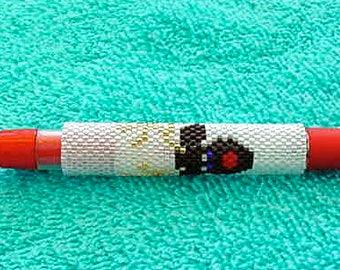 Reindeer Pen Wrap