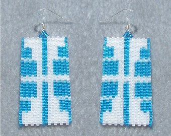 Mirrored Images Earrings