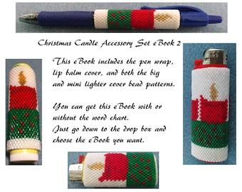 Christmas Candle Accessory Set eBook 2