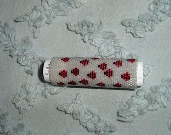 Lady Bugs Lip Balm Cover