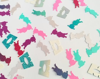 Monsters Inc Party Decoration - Boo Confetti