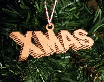 Ornament --Xmas Lasercut