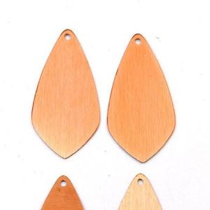 Drop copper blank 2426 Gauge