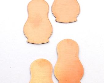 fcdf3a5ad9c74 Matroska copper blank