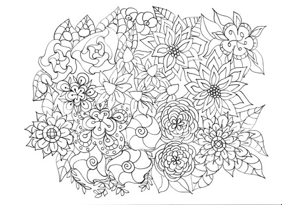 coloring pages of bladderworts plants - photo#27