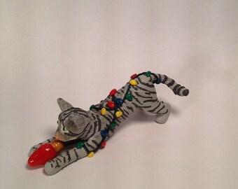 Custom Cat Ornaments