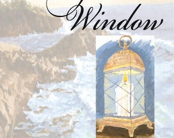 Picture Book  -- a Lamp in the Window