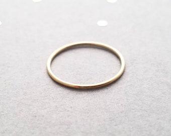14k Yellow Gold Filled Ring