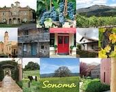 Sonoma Postcard 12 Pack...