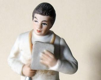 Vintage Doctor Figurine - Ayerst - Casey