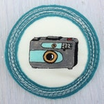"Merit Badge for ""being pretty as a picture"""