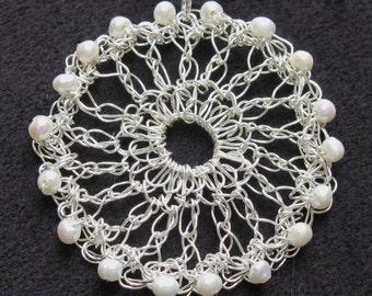 Radiant Pearl Pendant