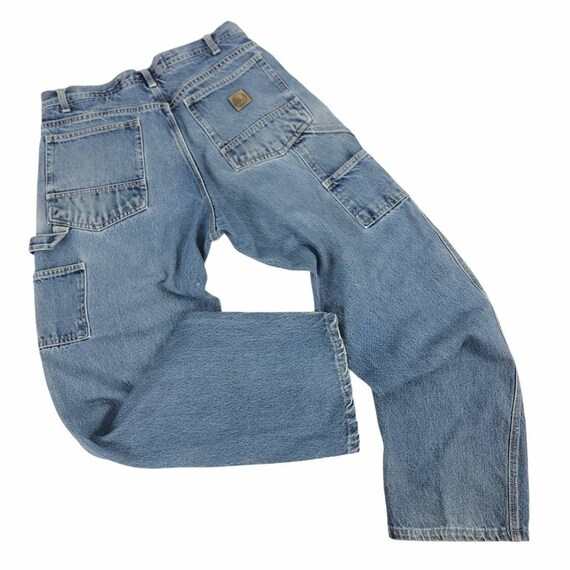 """Vintage 90s Berne High Waisted Carpenter Jeans 32"""""""