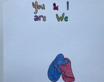 You & I Are We