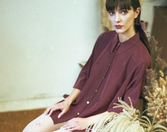 Blouse Tunic for Women Asymmetrical Blouse Plus Size Tunic Plus Size Clothing Top Organic Clothing Blouse Tunic Top