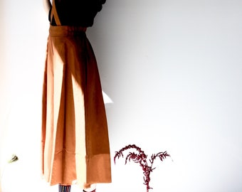 Wide Leg Cropped Pants. Party Palazzo. Loose Fitting Pants. Casual Pants. Lison Pants PE18