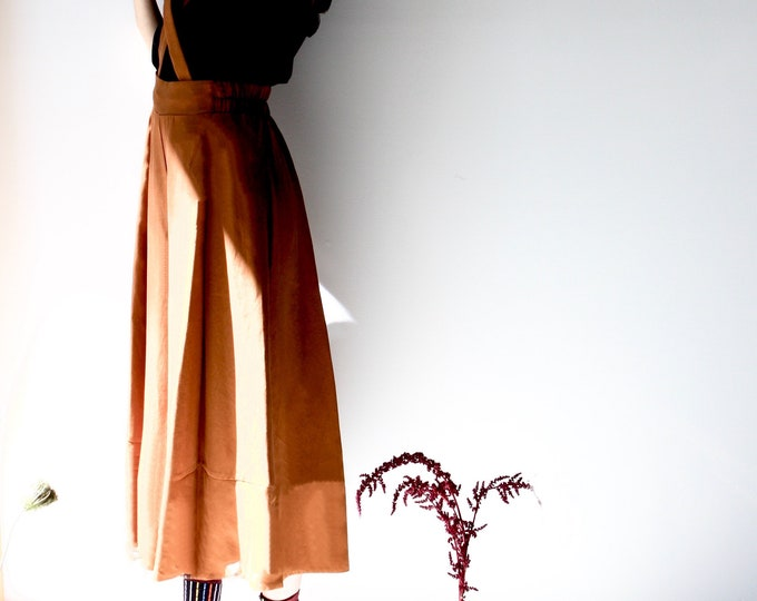 Featured listing image: Wide Leg Cropped Pants. Party Palazzo. Loose Fitting Pants. Casual Pants. Lison Pants PE18