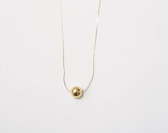 Minimal Necklace — 011