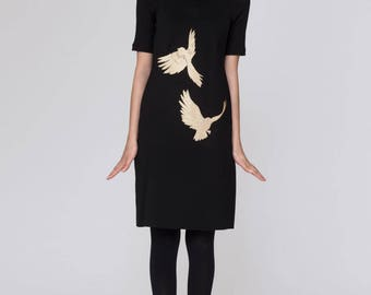 Paule Embroidered Dress