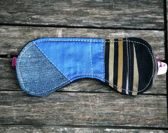 Travel Sleeping Mask with adjustable strap