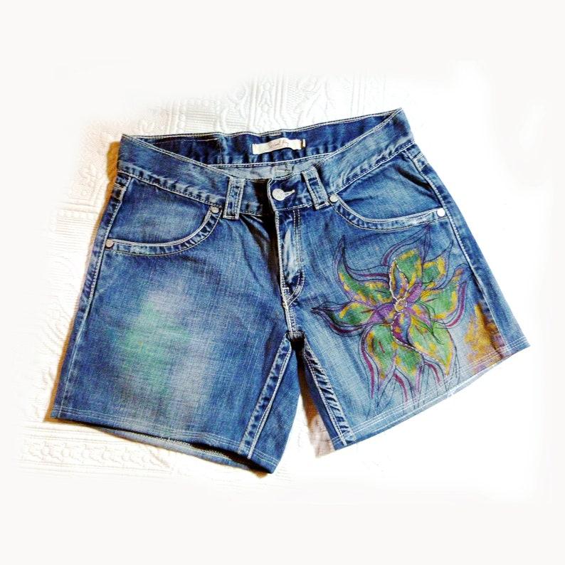 Denim Shorts size 40