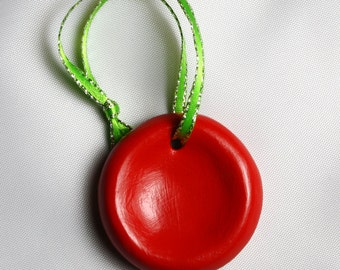 Red Blood Cell Ornament - Small