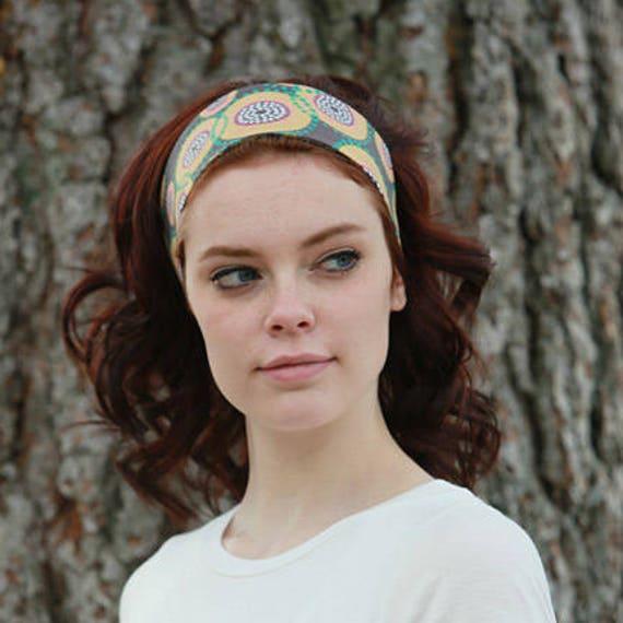 Wide Fabric Headbands   Fabric Head Bands   Hairbands Womens    9bf7862bb39