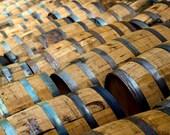 Bourbon Barrels Photo, Kentucky Bourbon Art, Masculine Wall Art, Brown Gray Wall Art, Neutral Home Decor, Bourbon Wall Art, Woodford Reserve