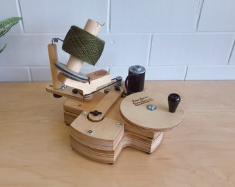 Power Base & Jumbo Yarn Ball Winder (Allow 1-2 Weeks for Delivery)