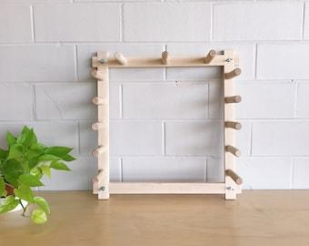 4.5 Yard Maple Warping Board for a Weaving Loom