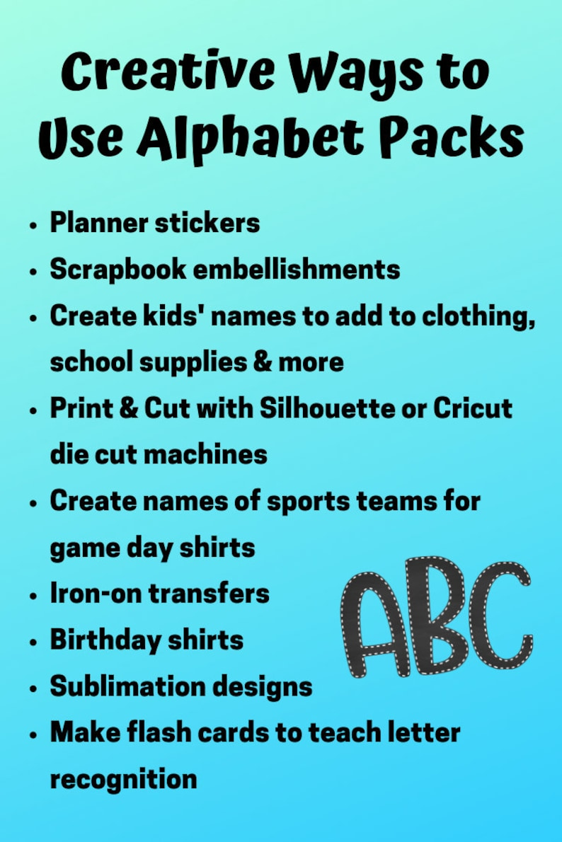 Z for Sublimation Designs Rainbow Ombre Glitter Alphabet Pack  Glitter Letters A Game Day Shirts Planners  INSTANT DOWNLOAD