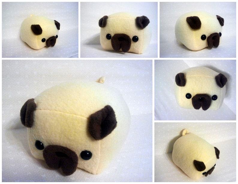 Pug Loaf Medium Made to Order image 0