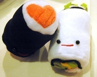Sake Sushi Roll (Salmon roll) Lt Edition - Made to Order