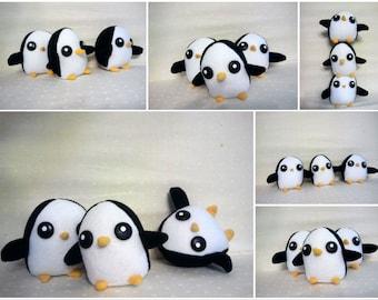 Penguin Plush - Made to Order