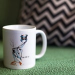Custom Mugs: you choose the art