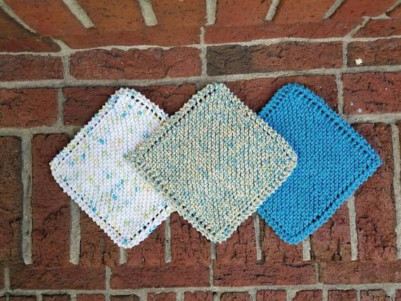 Boardwalk Dishcloth Trio