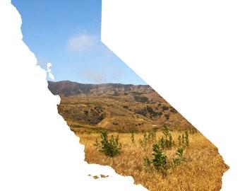 CA Shape - Scorpion Canyon