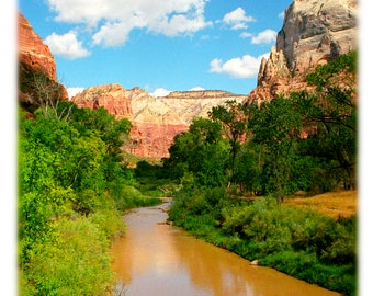 Virgin River, Zion