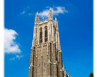 Duke University Duke Chapel