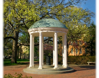 UNC-Chapel Hill Old Well