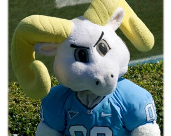 UNC-Chapel Hill Football Rameses