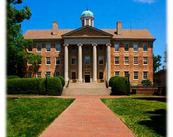 UNC-Chapel Hill South Building